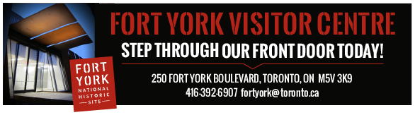 Fort York Visitor Centre Ad 02