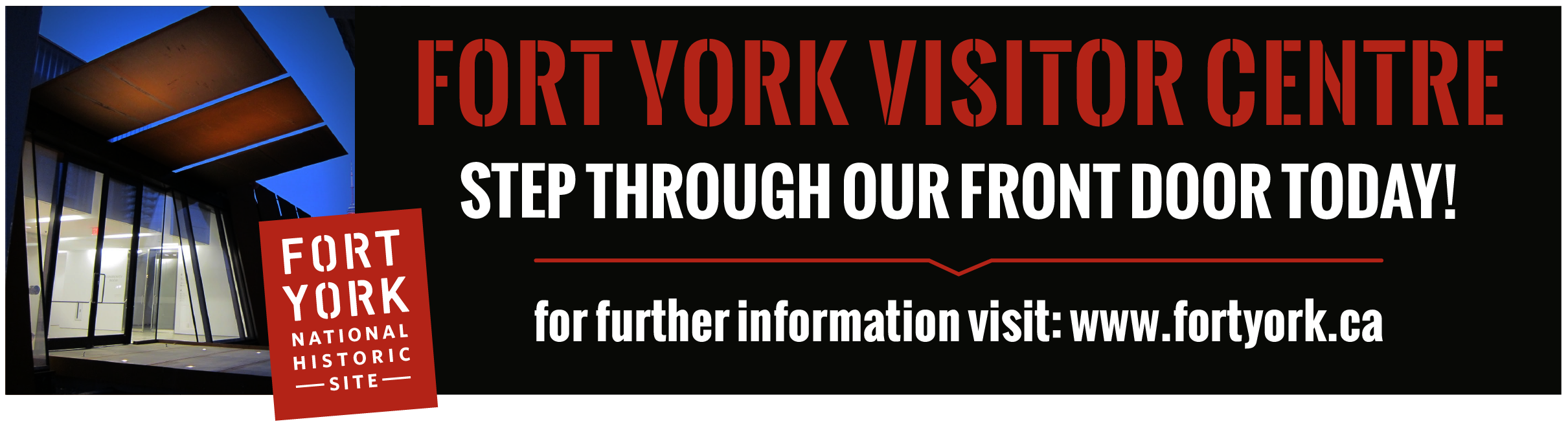 Fort-York-Visitor-Centre-Ad