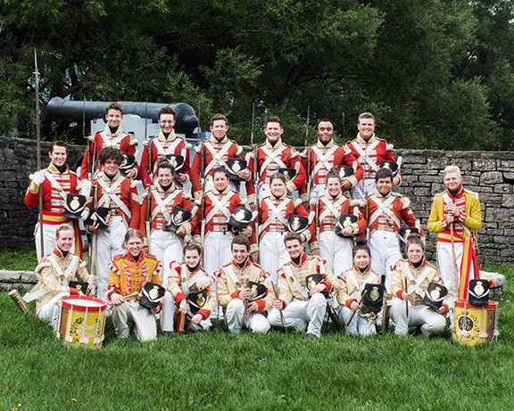 Fort York Guard 2018
